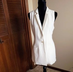 Philosophy Republic Clothing Suit Vest Size Large